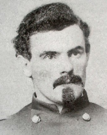 Hampton Sidney Thomas during the Civil War circa 1860 to 1865