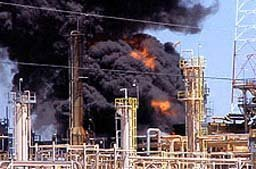 The Atlantic Richfield Refinery Inferno