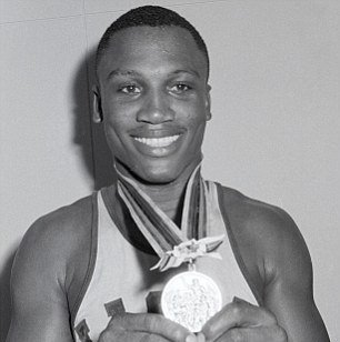 Joe's 1964 Olympic Gold Medal