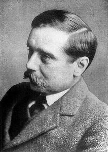 Author H.G.Wells