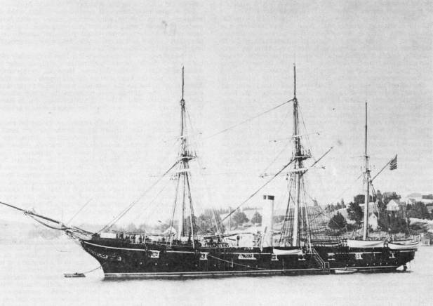 The USS John Adams