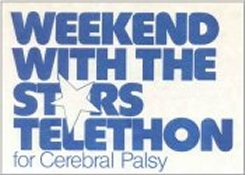 Weekend with the Stars Telethon for Cerebral Palsy